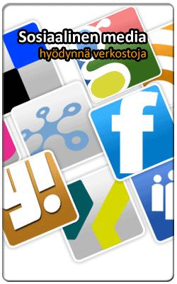 Hyödynnä sosiaalista mediaa